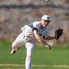 Varsity Baseball: Milton defeated Needham 1-0 on May 1, 2018 at Needham High School in Needham, Massachusetts.