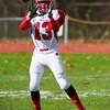 Wellesley Boys Varsity Football defeated Natick 40-34 on November 3, 2012, at Wellesley High School in Wellesley, Massachusetts.