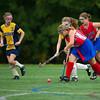 Natick Freshman Field Hockey defeated Needham 2-1 on September 28, 2012, at Needham High School in Needham, Massachusetts.