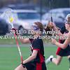 Wellesley Girls Varsity Lacrosse defeated Needham 13-9 on April 26, 2011, at Needham High School in Needham, Massachusetts.