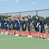 Needham Boys Varsity Tennis defeated St, John's Shrewsbury 5-0 to win the MIAA Division 1 State Championship on June 16, 2011, at Algonquin High School in Northborough, Massachusetts.