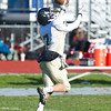 The Needham Boys Varsity Football defeated Wellesley 42-18 in the Thanksgiving Day game at Wellesley High School in Wellesley, Massachusetts.