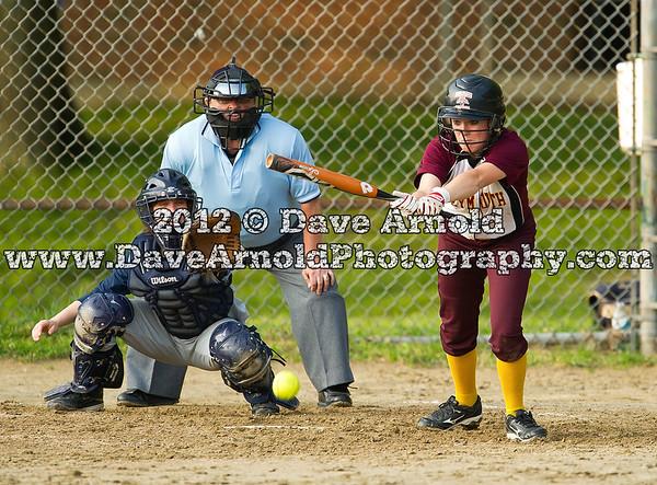 Weymouth Varsity Softball defeated Needham on May 16th, 2012, at Needham High School in Needham, Massachusetts.