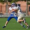 Needham JV Football defeated Braintree 30-0 on September 26, 2011, at Needham High School in Needham, Massachusetts.