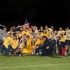 Needham Varsity Soccer defeated Weymouth 1-0 on October 16, 2012, at Needham High School, in Needham, Massachusetts.