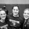 Newton North Girls Varsity Basketball defeated Needham January 15, 2013, at Needham High School in Needham Massachusetts.