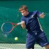 Needham Boys Varsity Tennis defeated Framingham on April 25, 2013, at Needham High School in Needham, Massachusetts.