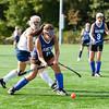 Martha's Vineyard Varsity Field Hockey defeated Needham 2-0 on September 20, 2012, at Needham High School in Needham, Massachusetts.