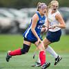 Needham Varsity  Field Hockey tied Natick 0-0 on September 28, 2012, at Needham High School in Needham, Massachusetts.