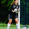 Needham Girls Varsity Soccer defeated Brookline 3-2 on September 5, 2012, at DeFazio Field in Needham, Massachusetts.