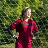 Needham Girls Varsity Soccer defeated  Brookline 2-1 on September 17, 2013, at Brookline High School in Brookline, Massachusetts.