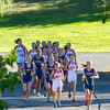 Needham Girls Varsity Cross Country defeated  Brookline on September 18, 2013, at Larz Anderson Park in Brookline, Massachusetts.