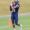 Needham Varsity Football defeated Framingham 31-0 on October 2, 2014, at Needham High School in Needham, Massachusetts.