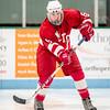 Milton Boys Varsity Hockey defeated Needham 7-3 on January 21, 2015,  at Babson College, in Babson Park, Massachusetts.