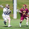 Needham Boys Varsity Lacrosse defeated Weymouth 16-4 on April 28, 2015, at Needham High School in Needham, Massachusetts.