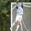 Needham Boys Varsity Soccer defeated Newton North 6-1 on September 30, 2014, at Needham High School in Needham, Massachusetts.