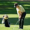 Milton Varsity Golf defeated Needham 94-86 on September 8 2014, at Needham High School in Needham , Massachusetts.