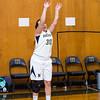 Needham Girls Varsity Basketball  on February 9, 2016, at Needham High School in Needham,  Massachusetts
