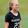 Girl Varsity Lacrosse - MIAA D1 South Quarterfinal: Needham defeated Marshfield 17-4 on June 3, 2016, at Needham High School in Needham, Massachusetts.