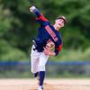 Varsity Baseball - MIAA D1 South Semifinal: Needham defeated Walople 7-5 on June 9, 2016, at Braintree High School in Braintree, Massachusetts.