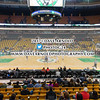 Boys Varsity Basketball: Needham defeated Wellesley 47-32 on January 8, 2017 at TD Garden in Boston, Massachusetts.