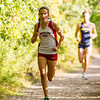 Girls JV Cross Country Quad-Meet: Needham, Braintree, Milton and Dedham on September 14, 2016, at Needham High School in Needham, Massachusetts.