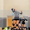 Girls Varsity Volleyball: Wellesley defeated Needham 3-2 on October 24, 2017 at Wellesley High School in Wellesley, Massachusetts.