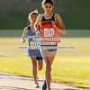 Girls JV Cross Country: Needham, Walpole and Braintree Girls JV on October 4, 2017 at Braintree High School in Braintree, Massachusetts.