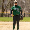 Varsity Softball: Mansfield defeated Needham 13-0 on April 18, 2018 at Needham High School in Needham, Massachusetts.
