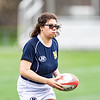 Girls Varsity Rugby: Lincoln-Sudbury defeated Needham 58-0 on April 30, 2018 at Needham High School in Needham, Massachusetts.