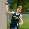 Varsity Track: Needham Track in action during the BSC Championship on May 16, 2018 at Braintree High School in Braintree, Massachusetts.