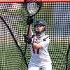 Girls Varsity Lacrosse: Wayland defeated Needham 16-15, in double overtime, on May 7, 2018 at Wayland High School in Wayland, Massachusetts.