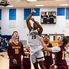 Unified Basketball: Needham defeated Weymouth 46-45 on October 26, 2018 at Needham High School in Needham, Massachusetts.