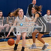Girls JV Basketball:  Needham defeated Wellesley 36-21 on January 15, 2019 at Needham High School in Needham, Massachusetts.