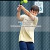 Boys Varsity Tennis: Needham defeated St. John's 5-0 on May 9, 2019 at Needham School in Needham, Massachusetts.