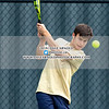 Boys Varsity Tennis: Needham defeated St. John's 5-0 on May 9, 2019 at Needham School in Needham, Massachusetts.