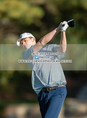 Boys Varsity Golf: Wellesley defeated Needham 101-96 on October 15, 2019 at Needham Golf Club in Needham, Massachusetts.