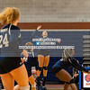 Girls Varsity Volleyball: MIAA State Semi-final - Needham defeated Boston Latin 3-0 on November 13, 2019 at Newton South High School in Newton, Massachusetts.