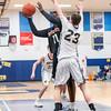 Boys Freshman Basketball: Needham defeated Newton North 43-31 on January 17, 2020 at Needham High School in Needham, Massachusetts.