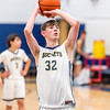 Boys Freshman Basketball: Needham defeated Newton North 43-31 on January 17, 2020 at Needham High School in Needham, Massachusetts.
