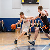 Boys Varsity Basketball: Newton North defeated Needham 59-45 on January 17, 2020 at Needham High School in Needham, Massachusetts.