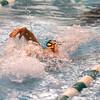 Boys Varsity Swim & Dive: Needham defeated BC High 104-82 on December 18, 2019 Babson College in Wellesley, Massachusetts.