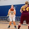 Girls Freshman Basketball: Needham defeated Weymouth 45-16 on January 7, 2020 at Needham High School in Needham, Massachusetts.