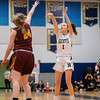 Girls Varsity Basketball: Needham defeated Weymouth 60-31 on January 7, 2020 at Needham High School in Needham, Massachusetts.