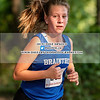 Girls JV Cross County: Braintree, Needham and Walpole in actions on September 11, 2019 atCutler Park in Needham, Massachusetts.