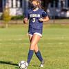 Girls Varsity Soccer - Brookline defeated Needham 1-0 on October 8, 2002 at Needham High School in Needham, Massachusetts.