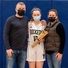Girls Varsity Basketball: Needham defeated Wellesley 62-52 on February 13, 2021 at Needham High School in Needham, Massachusetts.