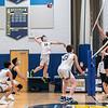 Boys Varsity Volleyball: Needham defeated Newton North 3-0 on May 12, 2021, at Needham High School in Needham, Massachusetts.