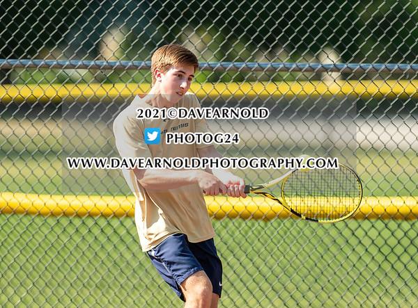 Boys Varsity Tennis: Needham defeated Milton 5-0 on May 26, 2021 at Needham High School in Needham, Massachusetts.