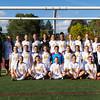 Newton North Girls Varsity Soccer tied Braintree 2-2 on October 14, 2014, at Newton North in Newton, Massachusetts.